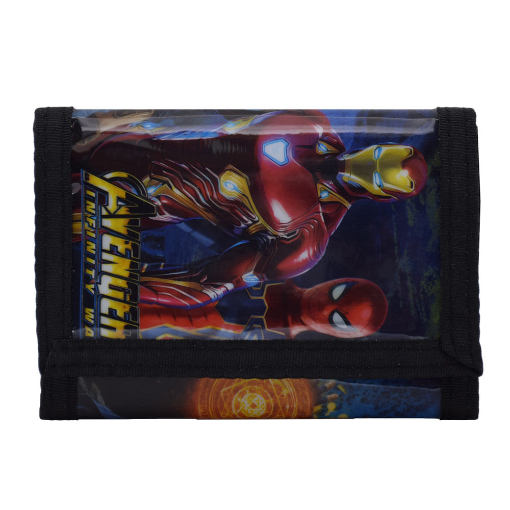 gran selección de 06a4c b5beb Billetera Avengers Infinity War