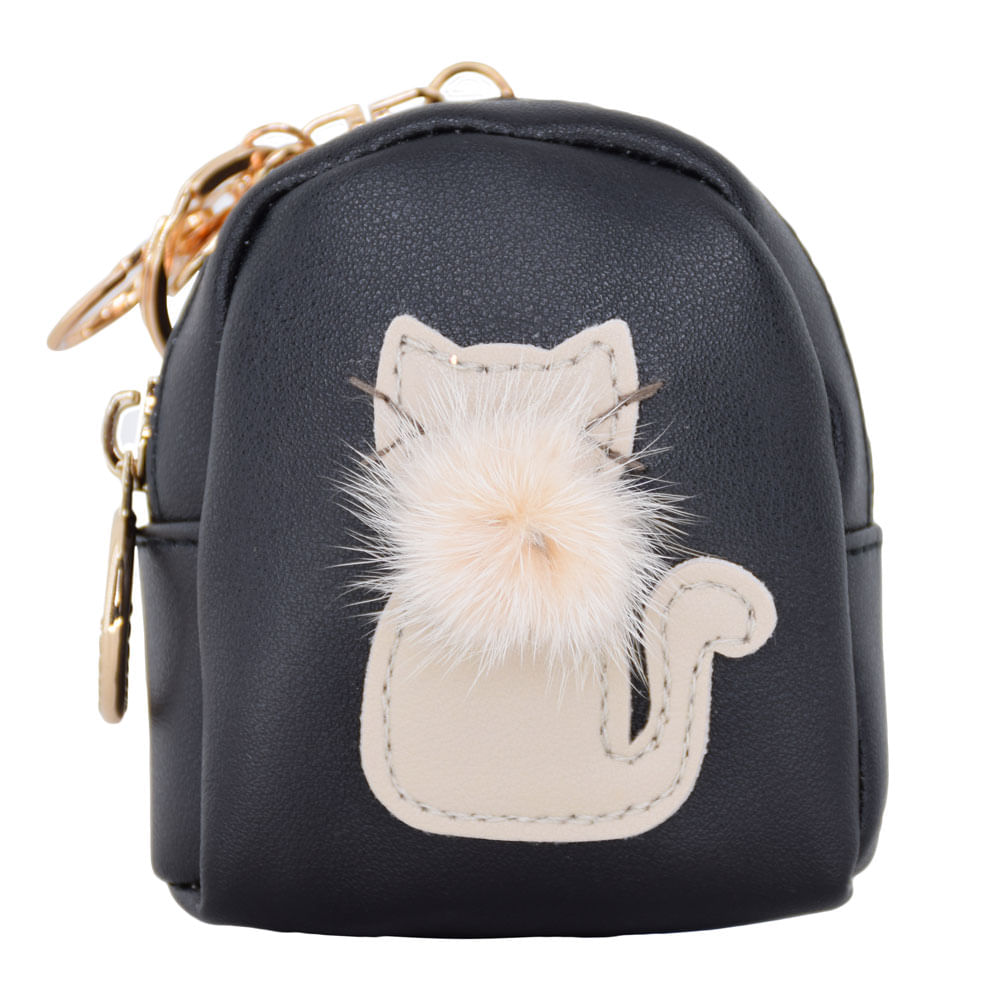 2146a122d Monedero-Black-Kitty-Mjv169177-Ng - Vasari