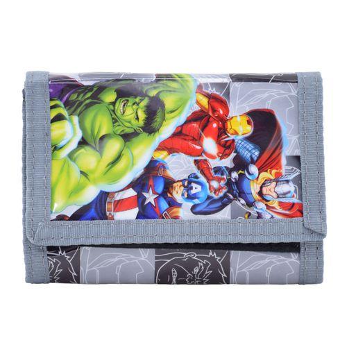 bastante agradable 22cd7 79a57 Billetera Avengers