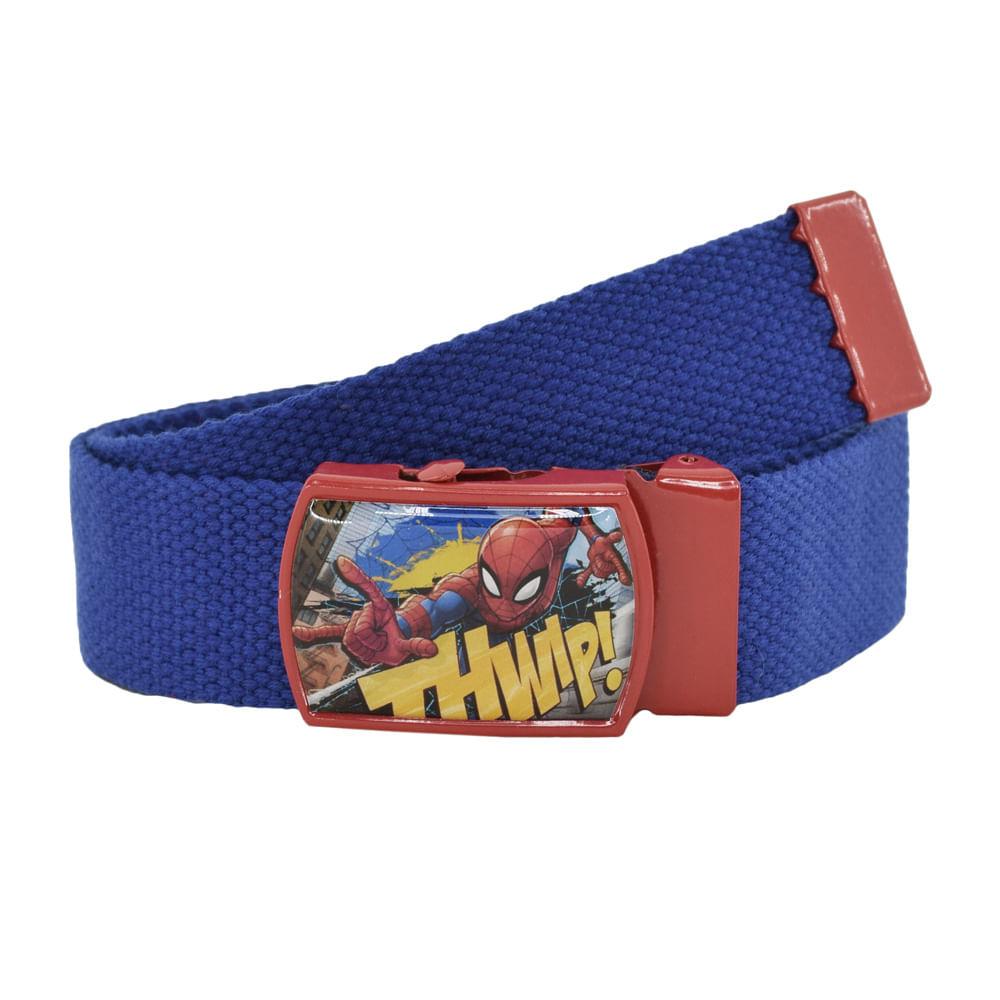 0a180a5f5 Accesorios-Cinturones-Cinturon-Spiderman-DIR170670-AZ - Vasari